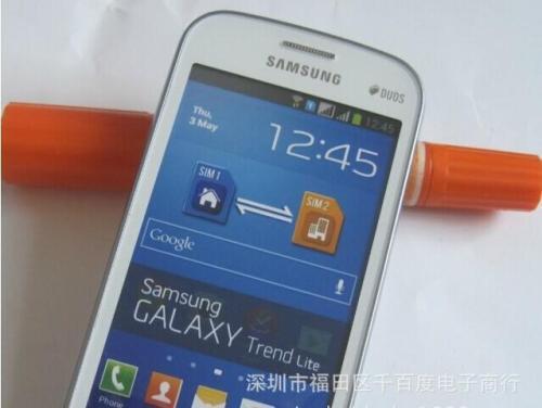 三星S7390(Galaxy Trend Lite)首选线刷宝刷机,精美刷机包
