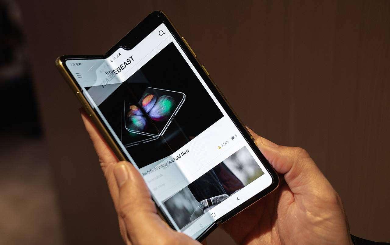 创新折叠屏设计 新晋旗舰三星Galaxy Fold今日再次开售
