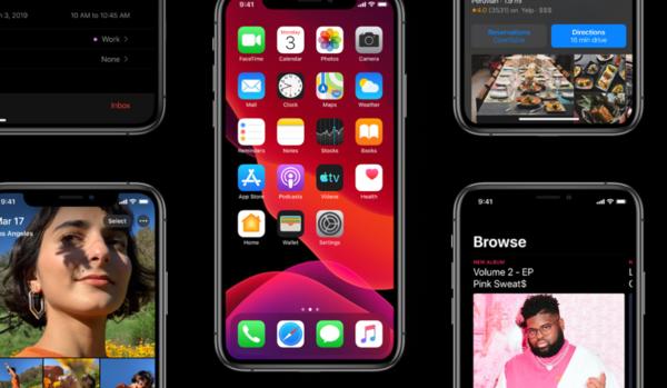 苹果官网上线iOS 13,小伙伴们可留意更新进度