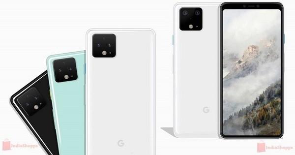 谷歌Pixel 4 XL新的渲染图曝光,加入新色彩设计
