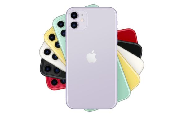 iPhone 11系列有多香?京东平台成交额同比增长200%