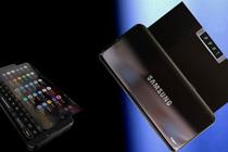 三星发誓夺回Android机皇称号:将推出一款屏占比180%的手机?!