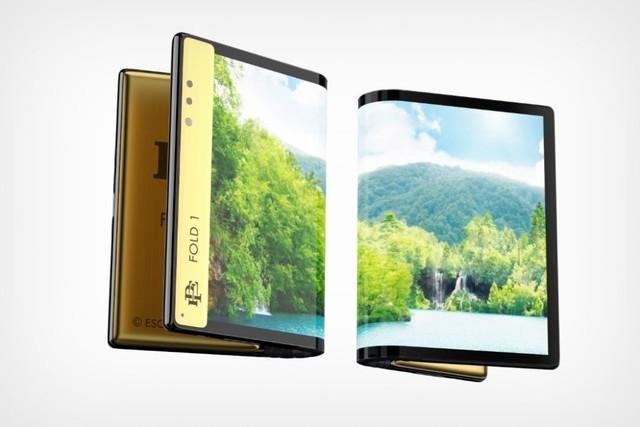 Pablo Escobar Fold1,仅349美元的折叠屏手机