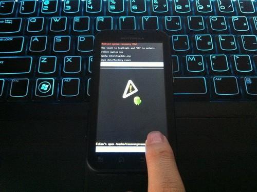 卓酷  ZUOKU A4a手机密码忘了怎么刷机?一键解锁法 极速开机