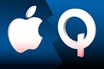 报告网友:高通和苹果打起来了!