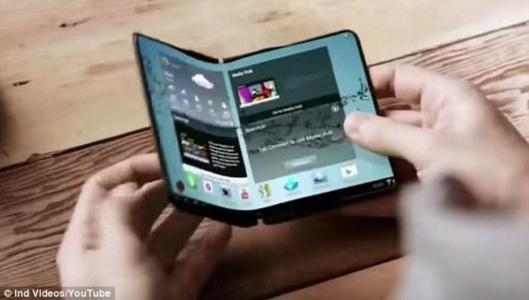 未来手机发展新方向,除却5G,可折叠屏手机是否能get到你?
