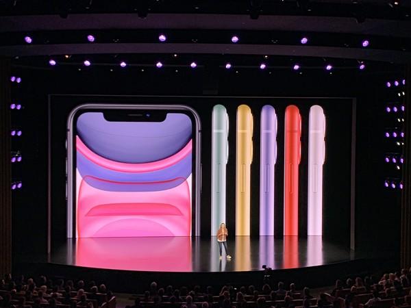 苹果新品发布会,iPhone11发布
