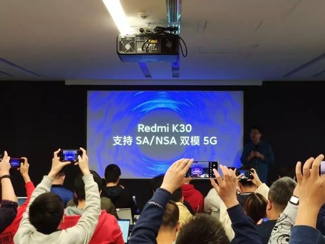 小米第二款5G手机谍照曝光 挖孔双摄/支持双模5G