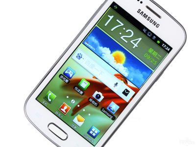 三星 i699 (Galaxy Trend)安全刷机,刷机后流畅值直线上升