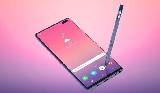 今年三星或将发布两款三星Note10系列手机,将搭配更强大摄像头