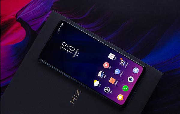 疑似小米MIX 4产品配置曝光,预计将在秋季发布会上线