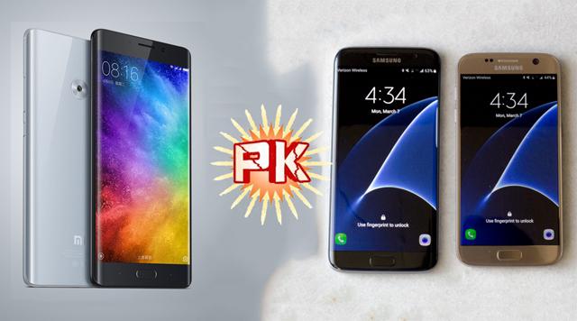 三星Galaxy S8 PK 小米6:你会选择哪一款?
