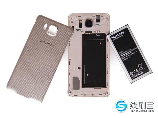 三星Galaxy Alpha国际版(G850/SM-G850F/G850M/SM-G850Y)