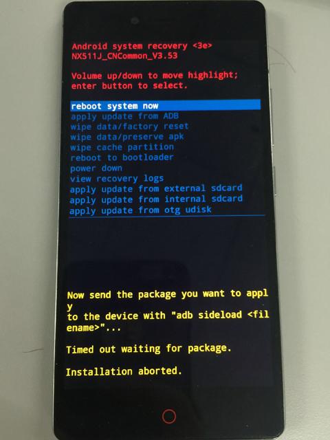 刷机后手机重启进入一个英文界面,怎么办?