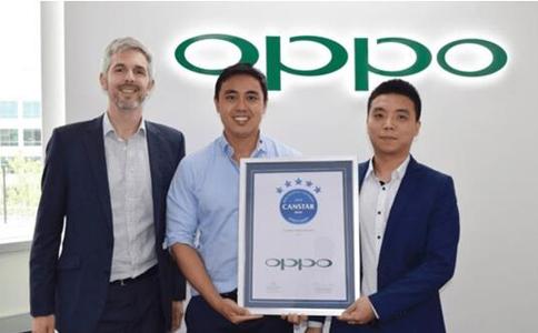 八方点赞:2017年OPPO所获奖项不完全盘点
