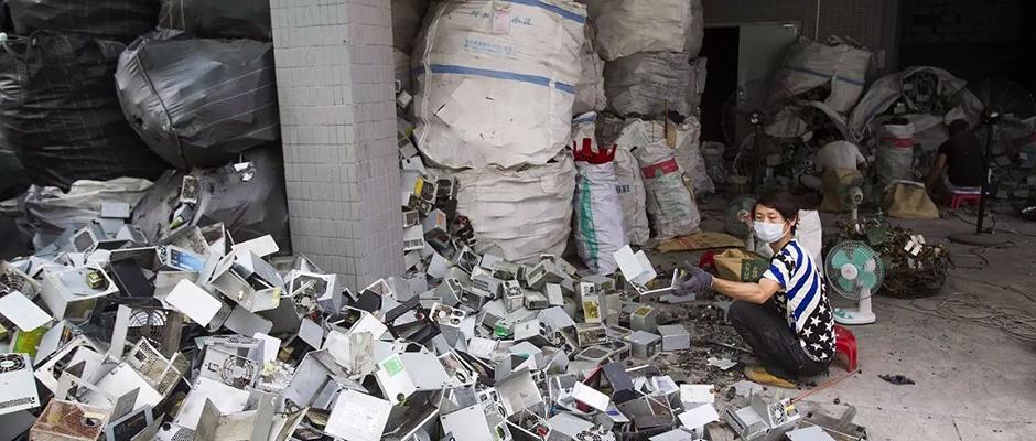 一部手机,包含多少有害垃圾?